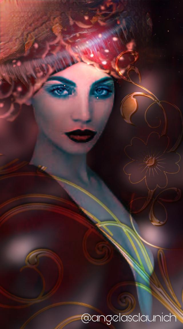 #freetoedit #the psychedelic woman #🌈🌈🌈    #psychedelic #woman #colorsplash #colorsplasheffect #picsart #picsartmagic #picsarteffect #madewithpicsart #mycreativity #myimagination #myimaginationatwork #artwork #myedit #editedbyme @angelasclaunich   #thankyou# #💖 @shillihas