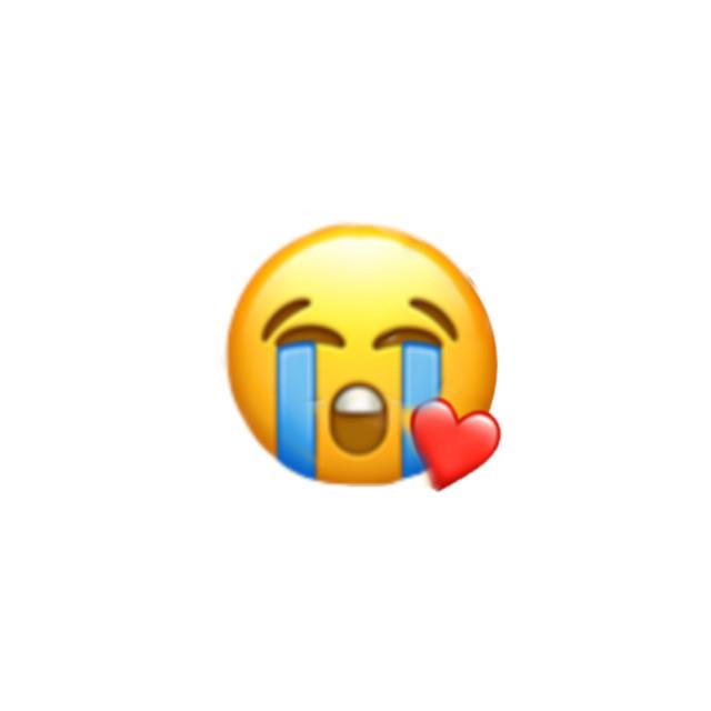 #freetoedit #emoji #sad #happy