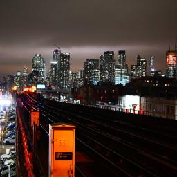 sameplace nightshot newyorkcity freetoedit