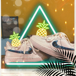 freetoedit airforce1s pineapple