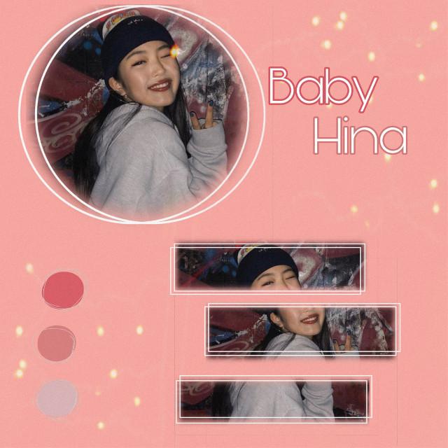 Um edit da nossa Baby Hina!! #freetoedit #hinayoshihara #hina #baby #nowunited #nowunitedbrasil