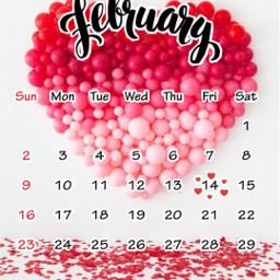 freetoedit february14 love srcfebruarycalendar februarycalendar