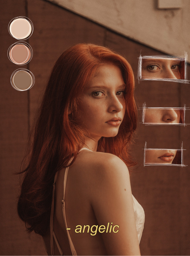 #freetoedit #girl #aesthetic #palette #filter #cute