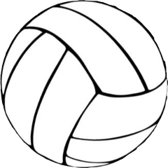 sticker volleyball volley freetoedit