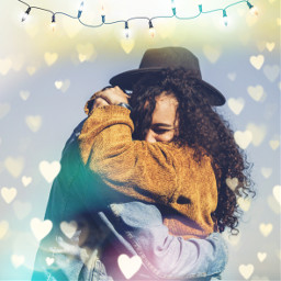 freetoedit couple couplegoals hearts love
