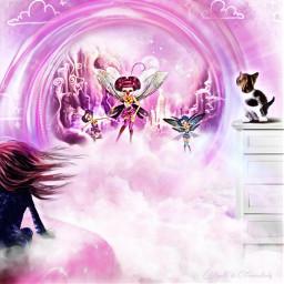freetoedit fantasyart fantasy makebelieve imagination srcsunnyclouds sunnyclouds