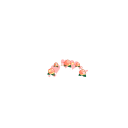 animalcrossing crown peach heartcrown freetoedit
