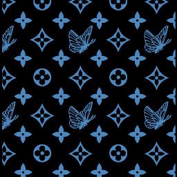 wallpaper iphonewallpaper butterfly louisvuitton butterflyeffect freetoedit