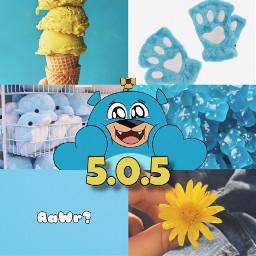 villainous freetoedit 505 bluebear cutebear