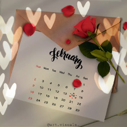 freetoedit surreal valentinesday valentinescards valentine srcfebruarycalendar februarycalendar
