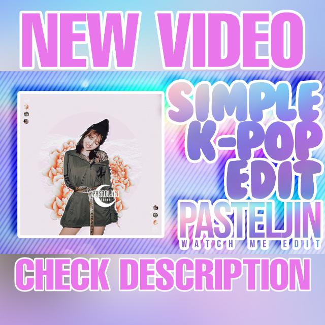 LINK: https://youtu.be/XEW1zreTdBo  GIVE IT A LOT OF LOVE PLS  #kpopedit #kpop #edit #aesthetic #interesting #pastel #freetoedit #tutorial #imnayeon #nayeon #twice #nayeontwice #twicenayeon #twiceedit