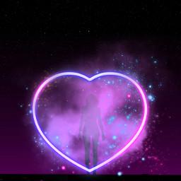 heart neon heartstickers 4asno4i сердце freetoedit ftestickers
