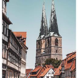 travelmemories travel architecture harzgermany quedlingburg freetoedit