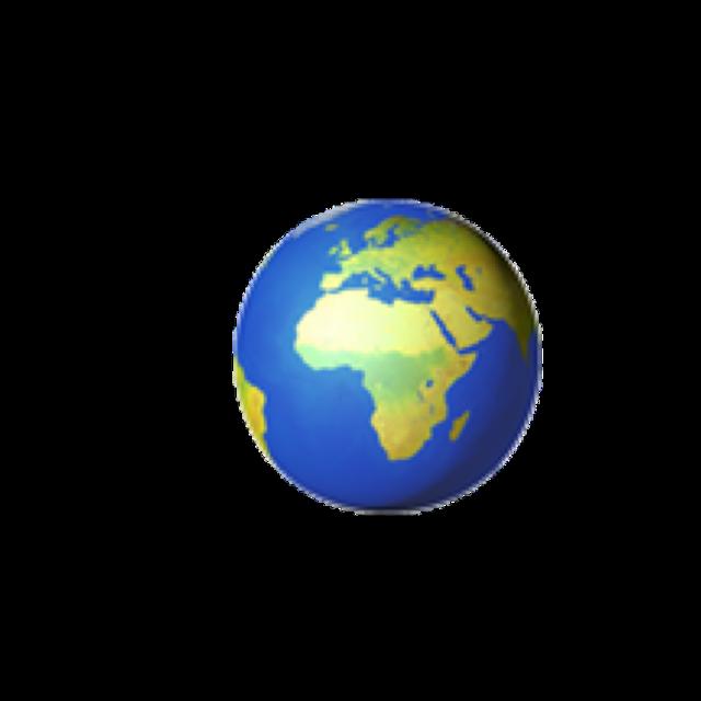#earth #planet #emoji #africa #europe #asia  #freetoedit