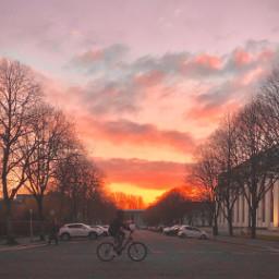 sunset twillight travel interesting photography