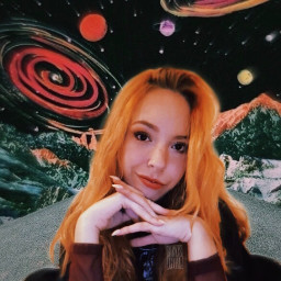freetoedit rikkisgirl outerspace space galaxy