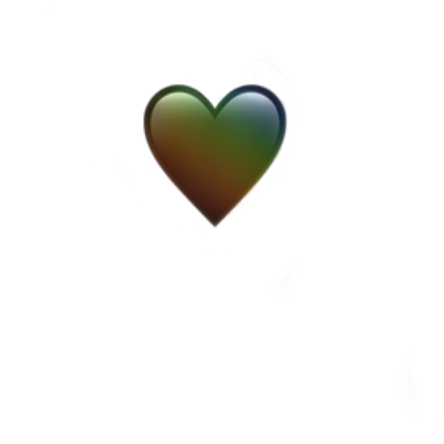 #emoji #heart #rainbow