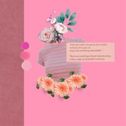 freetoedit aesthetic pink pinkaesthetic flowers ccpinkaesthetic