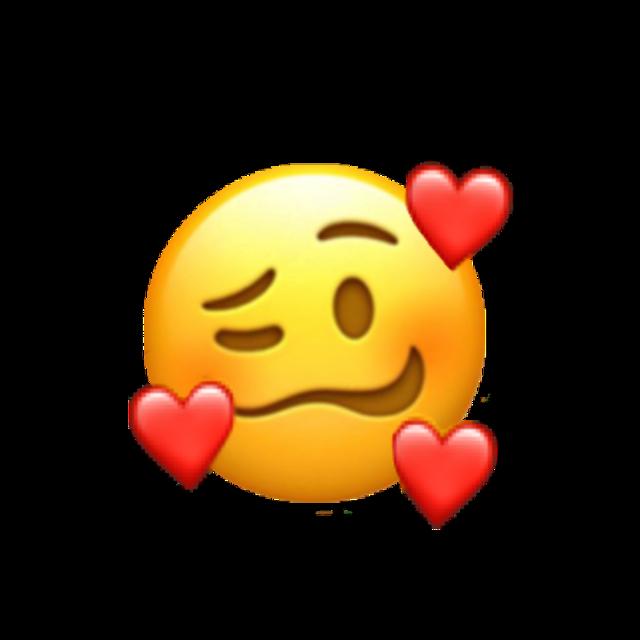 #freetoedit #emoji #emojiwithhearts #love #sweetlove #viral #weird #funny #hearts #selfmadeemoji #followmeplease❤️🥴
