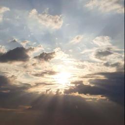 onedayatatime sunset sky sunrise urban