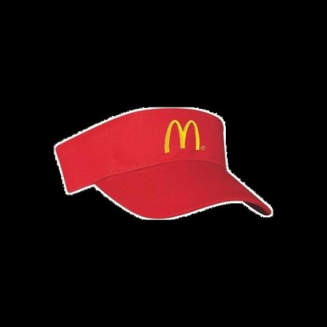 #mcdonalds #hat #freetoedit