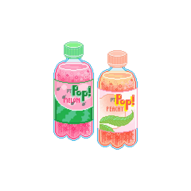 #freetouse #remixit #pixel #soda #kidcore #melon #peach #pastel #vibrant #peachy #freetoedit