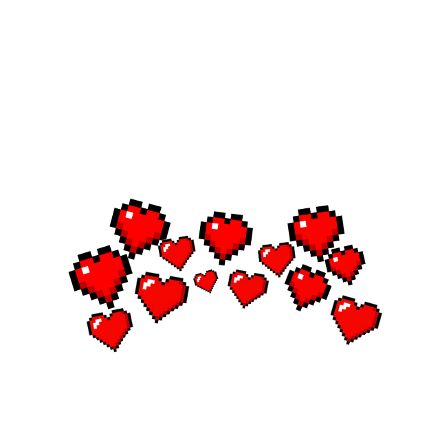 #minecraft #hearth #heartbroken #heartcrown #minecraftart #coraçoes