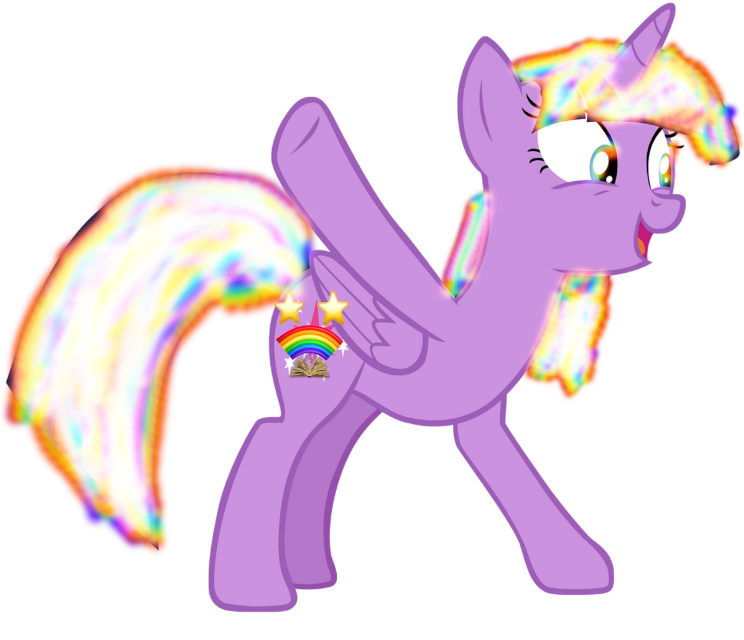 #RainbowSparkle