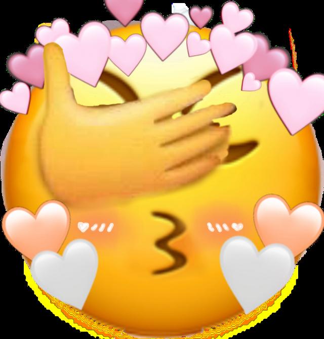 #freetoedit i tried making my own emoji