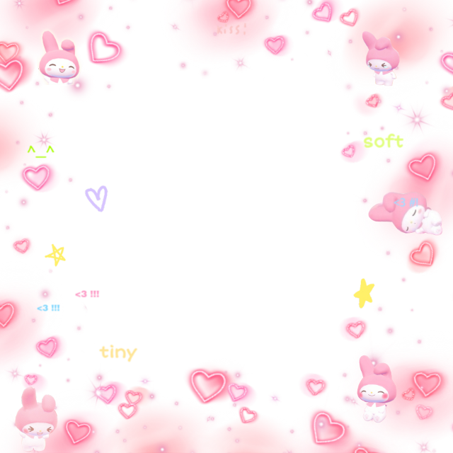 #doodle #soft #mymelody #sanrio #messy #goth  #freetoedit