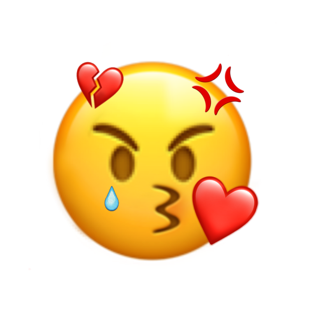 #love #anger #cry #sadness #emojis😛