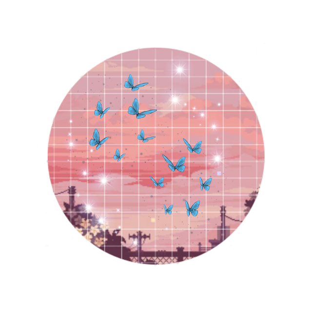 #grid #butterfly #pink #sky #glitter #blue #contrast #nature #pinkaesthetic #bluebutterfly #california #city #cartoon #circle #gridaesthetic #glitteraesthetic #californialove #hotpink #summer #summertime