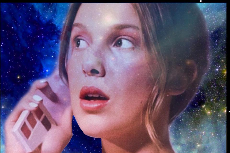 #galaxy #milliebobbybrown #edit