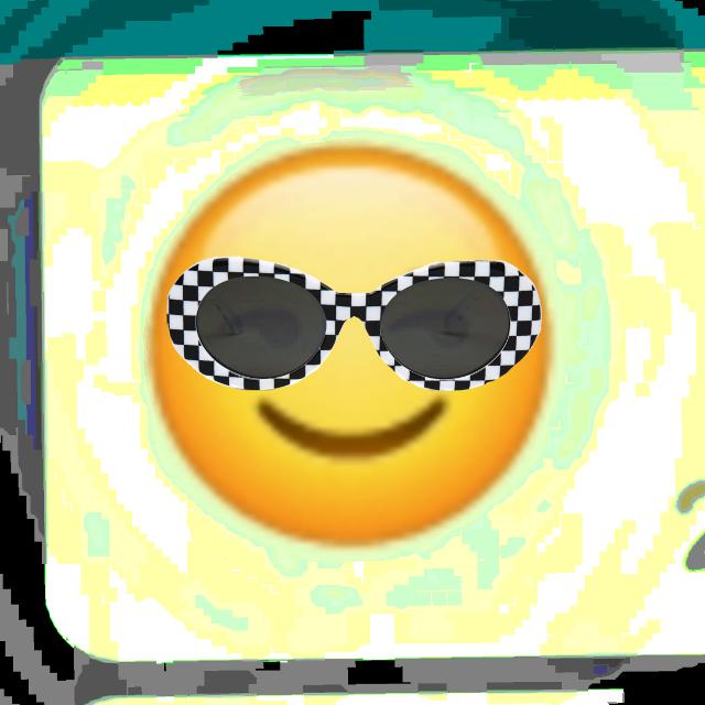 #Emoji #sonnenbrille #emoji #emoji #yellow