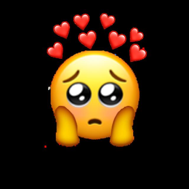 #freetoedit #cute #blushing #emoji #baby #hearts