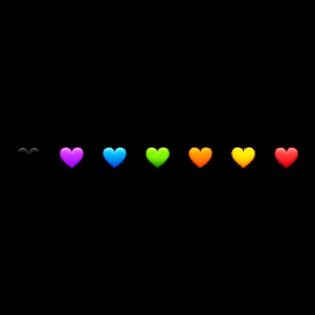 #hearts #color #heartemojis