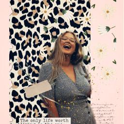 freetoedit collage patterns template cheetah