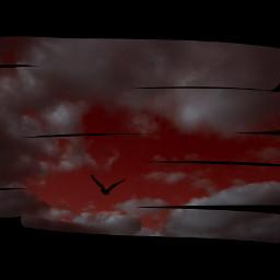 freetoedit fire redsky sky