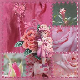 freetoedit pink hearts doll chinadoll ccpinkaesthetic pinkaesthetic