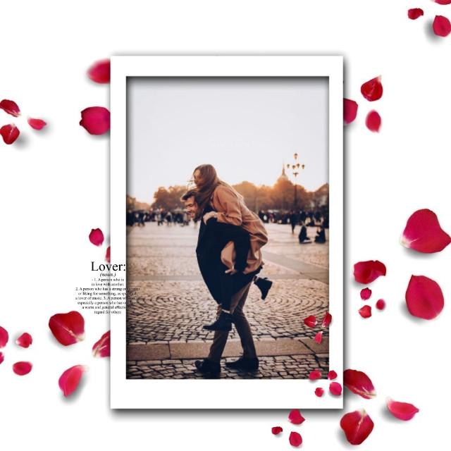 #freetoedit #valentinesday #love #couple #rosepetalbrush