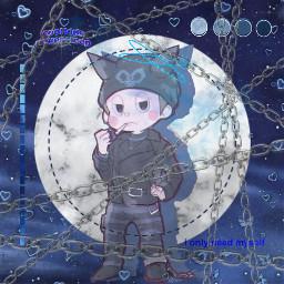ryomahoshi edit danganronpaedit drv3 danganronpav3 freetoedit