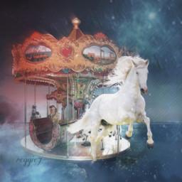 remix carousel horse breakingfree reggie7