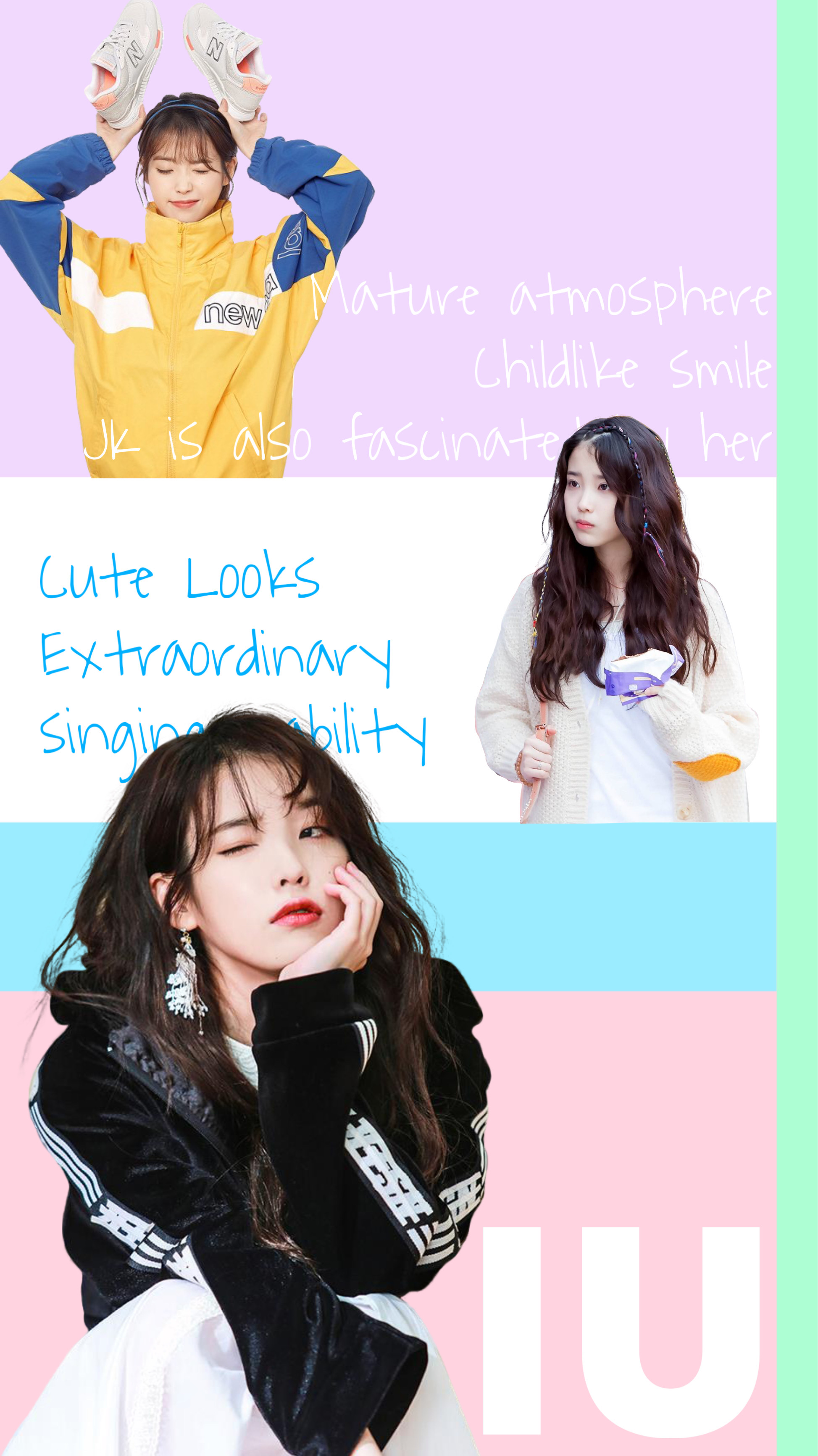Iukpop Kpop Wallpaper Iu Image By Cle