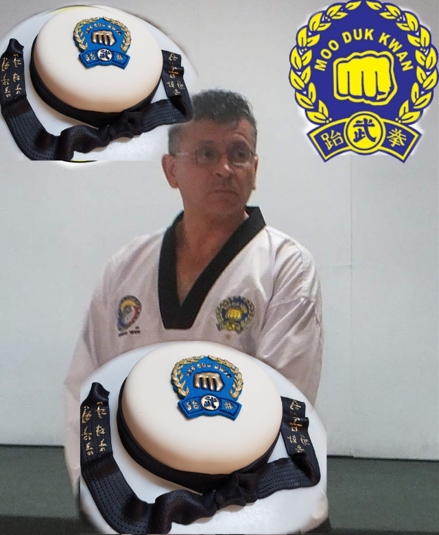 #taekwondomexico #cake