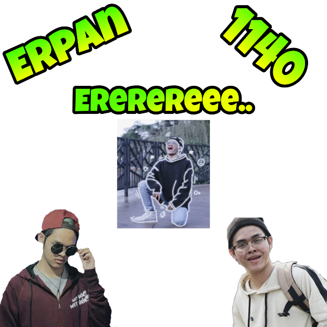 #Erpan1140 #Erpan1140STICKER #ERPAN #WATERMARK #COVERWATERMARK #YT #INDONESIA #BIJIKERS BIJIKERS IS HERE?!  ~Indonesia Youtuber~