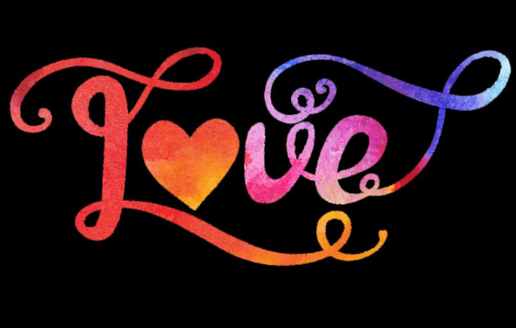#love #words #neon