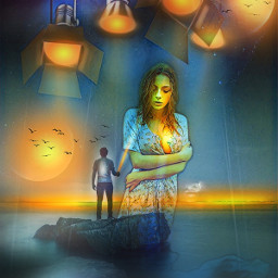 freetoedit surreal imagination magical mycreativity