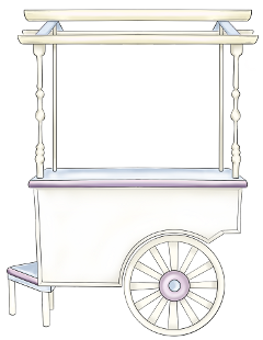 cart createyourown diy candycart stall freetoedit