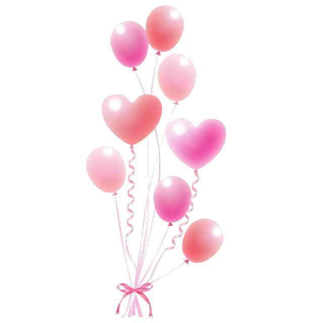 #ballons #valentinesday #heartballoons #love #celebrate #pinkballoons #girly #decoration #festive #valentine #freetoedit