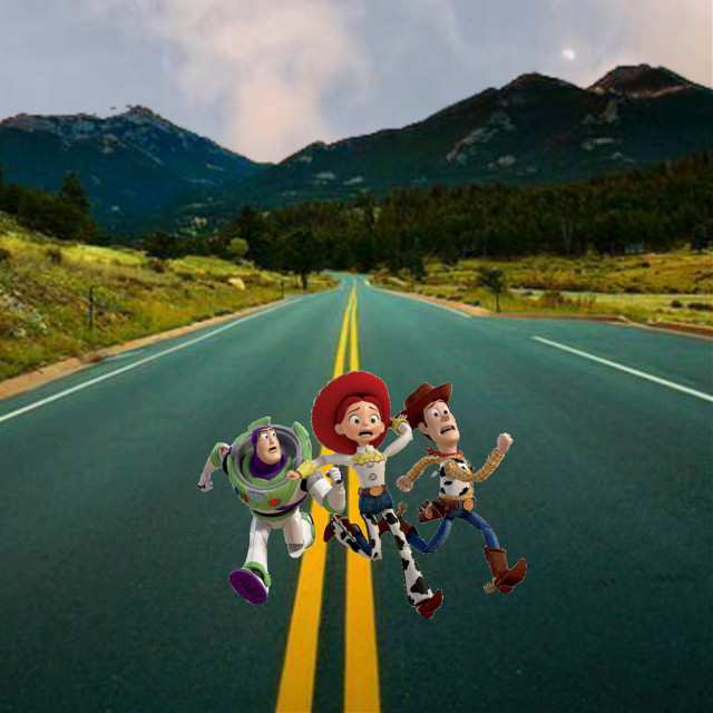 #freetoedit #toystory #friends #disney